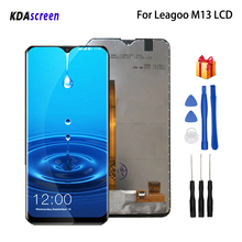 Original For Leagoo M13 LCD Display Touch Screen Digitizer Replacement Phone Parts Free Tools