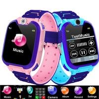 S11 Kids Smart Watch Music Game Smartwatch Waterproof Children Smart Watch SOS Baby Watch Play Game Music Watch Boys Girls
