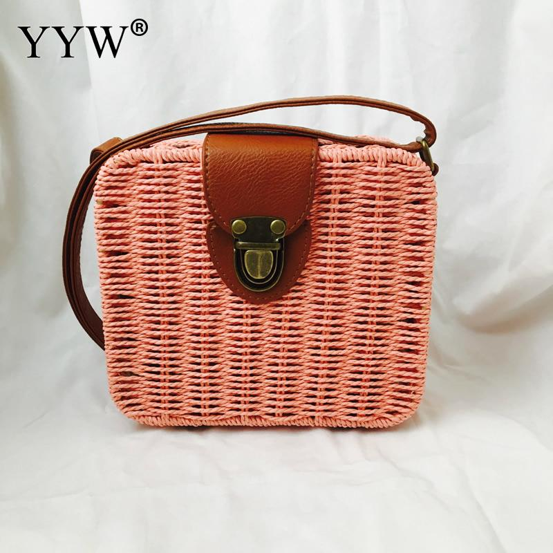 Bolso De Rattan Rattan Bag Wicker Bag Bali Bag Sac en Rotin