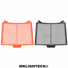 цена на MKLIGHTECH For KTM 1290 SUPER 1290 DUKE 1290 R 2013-2018 Aluminum Motorcycle Radiator Guard Grille Protection Water Tank Guard