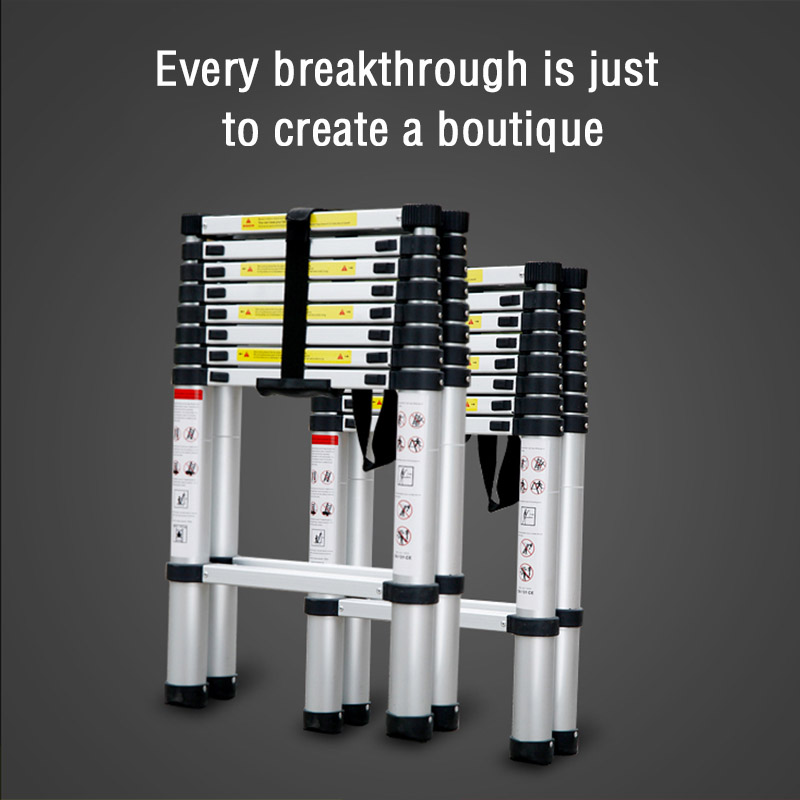 Multi-function Telescopic Ladder Thick Aluminum Alloy Articulated Retractable Household Multi-purpose
