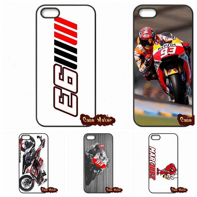 Marc Marquez 93 Motogp Phone Case Cover For Samsung Galaxy Alpha A9 E5 E7 S7 Edge iPhone SE ...