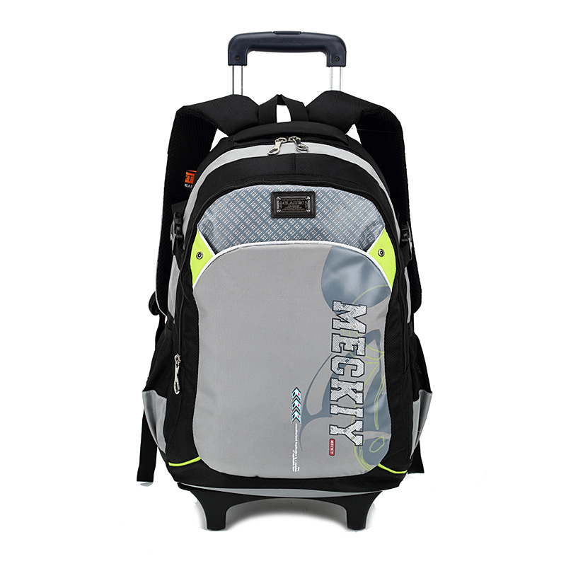 Children Trolley Backpack School Bags Grils Wheeled Bag Student Detachable Rolling Backpacks schoolbags Women travel bag Mochila children trolley backpack school bags boys grils wheeled bag student detachable kids school rolling backpacks travel bag mochila