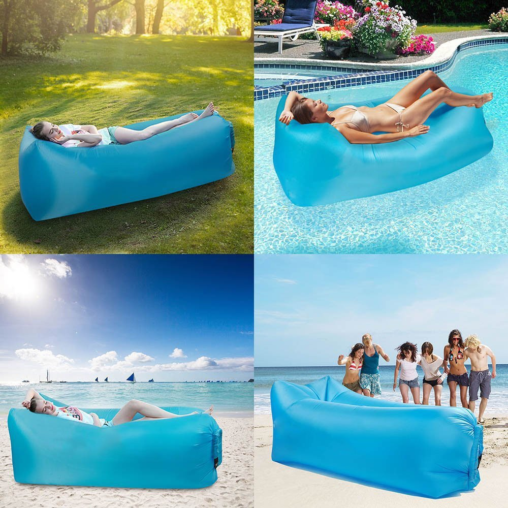 Inflatable Waterproof Camping Sofa 17