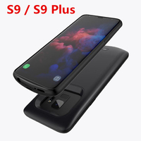 2018 For Samsung S9 S9 Plus Power Case Fashion Charger Case Smart Power Bank For Samsung