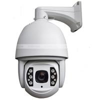 6 Inch 5 megapixel h.265 ip ptz speed dome outdoor IP66 waterproof camera