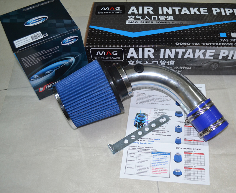 все цены на  AIR INTAKE KIT+1 Air FILTER for Chevrolet CRUZE 1.6 1.8 2009 2010 , AUTO Tuning, please contact with me for other car models  онлайн