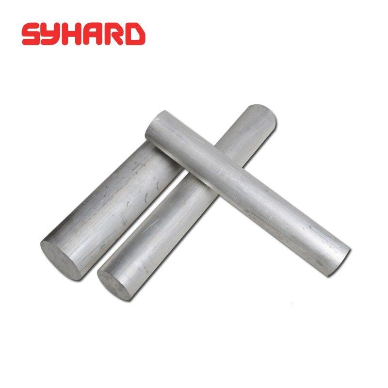 7075 Metal Aluminum Solid Round Bar Aluminum Alloy Rod(diameter 5mm/6mm/8mm/10mm/12mm/14mm/16mm/20mm Length 100mm)