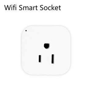 Image 3 - 2pcs pack WiFi Smart Socket US EU Plug WiFi Version Wireless Remote control Socket Adaptor Power on off with phone Alexa google