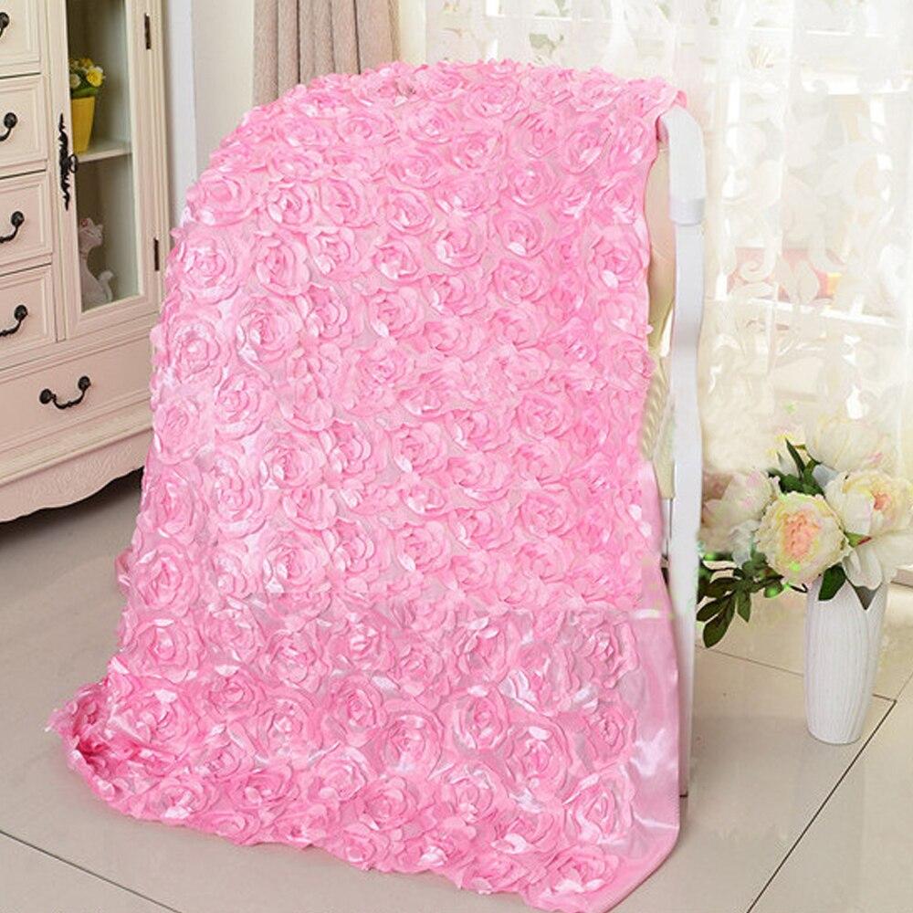 15 Yard 3d Wedding Party Decoratie Rozet Kant Stof Breedte 140 Cm Tafelkleed Foto Achtergrond Patchwork Naaien Doek