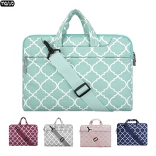 MOSISO Laptop Bag Case 15.6 15.4 14.1 13.3 11 Messenger Bags for MacBook Air 13 Waterproof Notebook Pro 15
