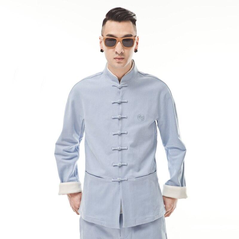 Original Chinese Style Men Tang Suit Top Coat Fashion ...