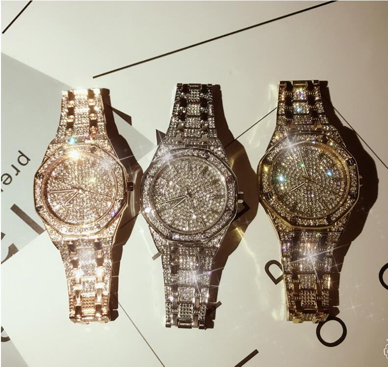 Diamond Watch 1