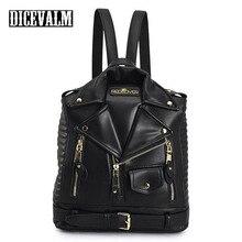 Znane marki kobiet plecak skórzany czarny plecak torby szkolne dla nastoletnich dziewcząt plecak podróżny kobiet garnitur torby na ramię