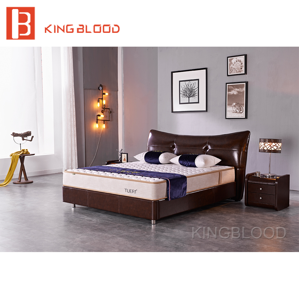 italian modern bedroom furniture teak wood double bed designs queen ...