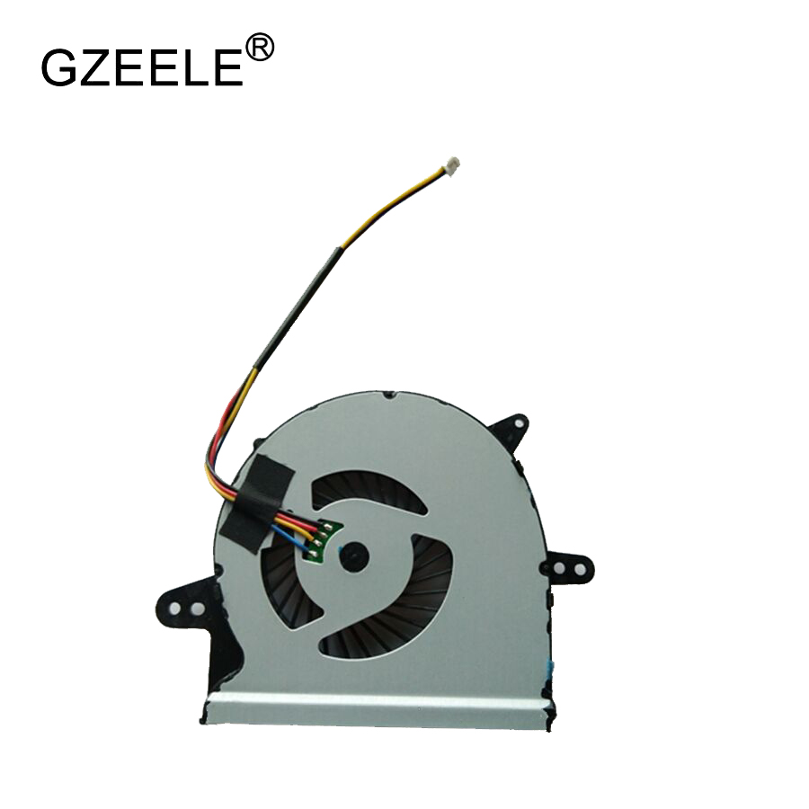 GZEELE new cpu cooling fan for Asus X401U X501U X401V X501V SUNON EF50050V1-C080-S99 EF50050V1-C081-S99 Notebook Cooler Radiator new for asus x552c x552cl x552e x552ea x552ep x552l x552ld x552m x552 cpu fan free shipping