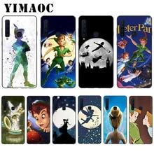 YIMAOC Peter Pan Wendy Tinker bell Soft Case for Samsung Galaxy A3 A5 A6 A7 A8 A9 Plus Note 8 9 A10 A30 A40 A50 A70