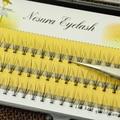 Новый Природных Длинными Черный Индивидуальный Накладные Ресницы Ресниц Расширение Макияж Инструмент 60 Узлов 6 8 10 12 14 ММ доступны