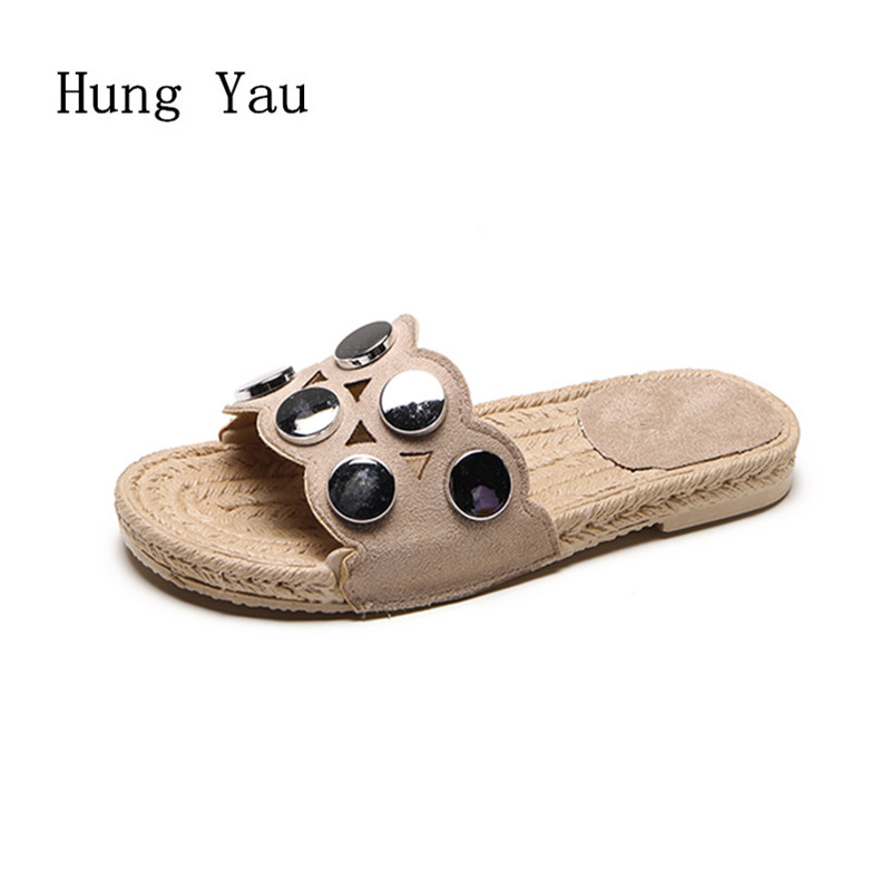 Women Sandals Flip Flops 2018 New Summer Fashion Bling Wedges Shoes Woman Slides Beautiful Lady Casual Shoes Female xiaying smile summer new woman sandals casual fashion shoes wedges heel women pumps bling crystal sweet lady style women shoes
