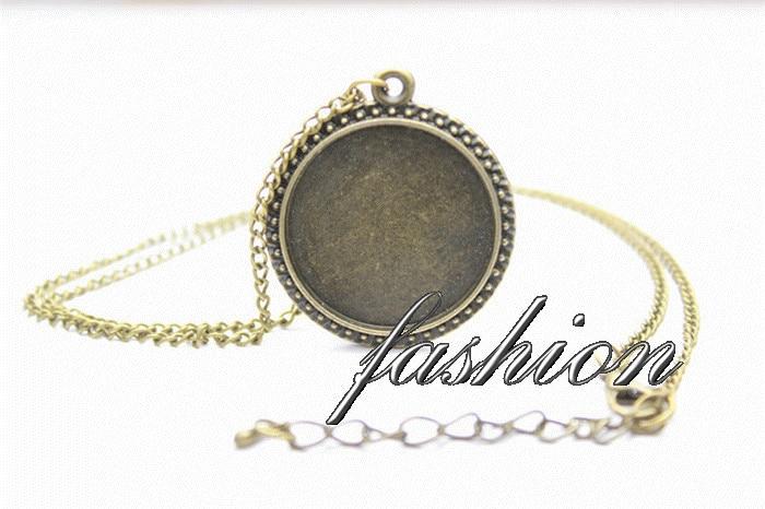 New Design Kingdom Hearts Nobody Emblem Symbol Necklace Jewelry