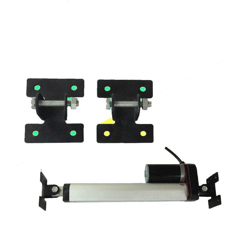Сверхмощный линейный привод 3 inch ход 24 В 220LBS 980N Электрический кормящих кровать