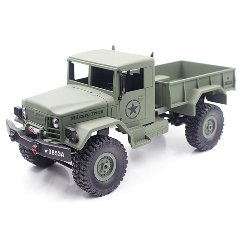 Super bright LED lights Climb RC Cars 1:16 Mini Off-Road RC Military Truck RTF With Four-Wheel Drive Kids Toys Gifts цены