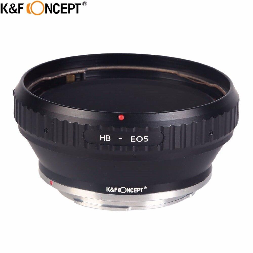 №K & F concept para HB-EOS Objetivos para cámaras montaje anillo ...