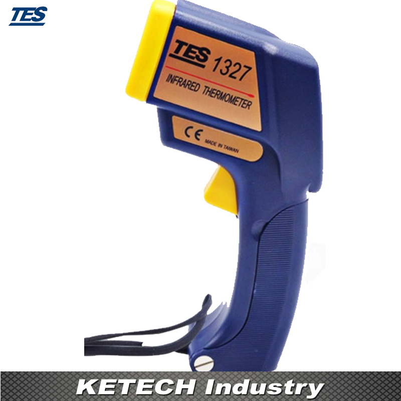 Non-Contact Infrared Thermometer TES-1327(-35-500C) tes 1326s industrial infrared thermometer 35 500c