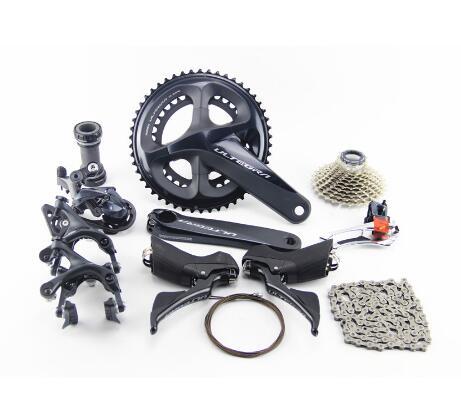 SHIMANO R8000 Groupset ULTEGRA R8000 Dérailleurs ROUTE Vélo 50-34 52-36 53-39 t 165 170 172.5 175mm 11-25 11-28 11-32 t 5800