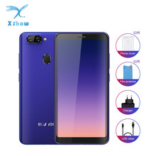 Bluboo D6 Pro D6 Smartphone Android 8.1 Quad core 5.5inch Fingerprint 2GB RAM 16GB ROM Dual SIM 2700mAh Battery 720P Cell phones