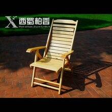 Экологичные кедр открытый Шезлонги складной шезлонг слинг кресло beach lounge кресло