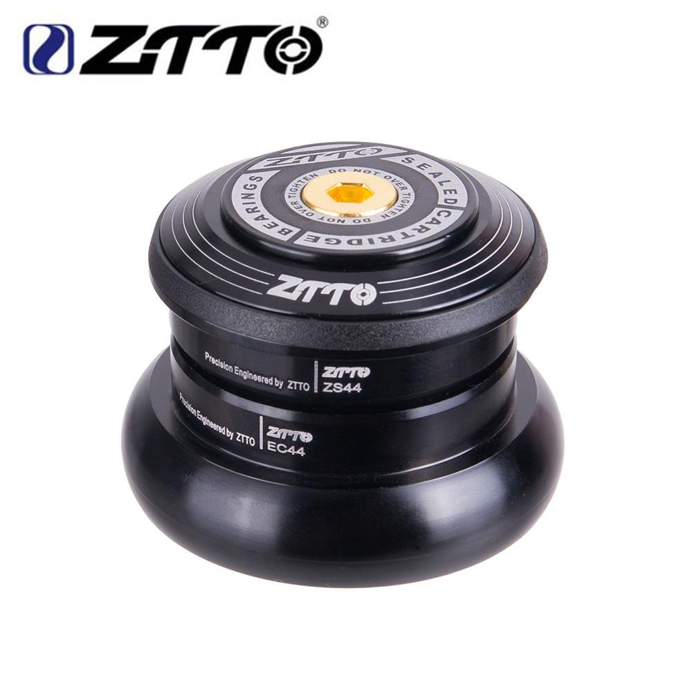4444t MTB Bike Road Bicycle Headset 44mm ZS44 CNC 1 1/8
