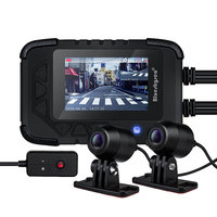 Blueskysea DV688 Motorcycle Camera 1080P DVR for Motorcycle Camara Para Moto Waterproof Motocicleta Motosiklet Kamera Motorbike
