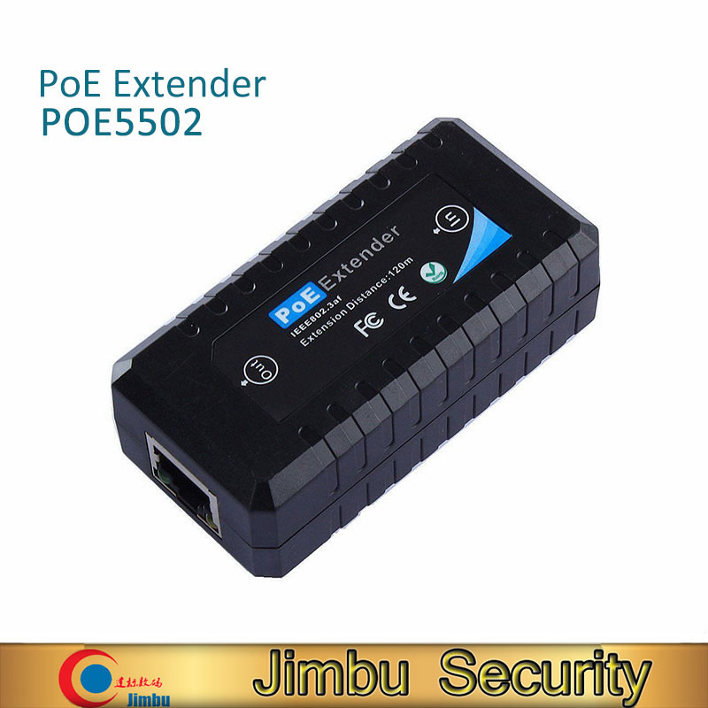 все цены на 1-Port PoE Extender POE5502 has 2 of 10/100M Lan ports Extending Distance 120m Comply with 10/100BASE-TX,IEEE 802.3 af-PoE
