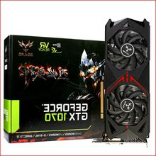 Colorful iGame1070  Flame Ares S-8GD5 GTX1070 8G alone was independent game graphics