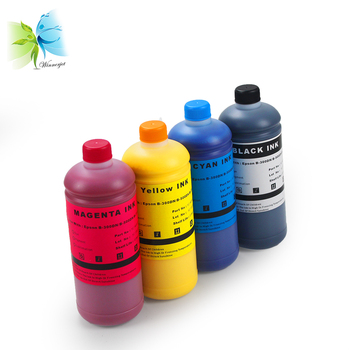 Winnerjet 500ml/bottle 4 Colors Water Based Pigment Ink For Epson B-300dn B-500dn B300dn B500dn Printer