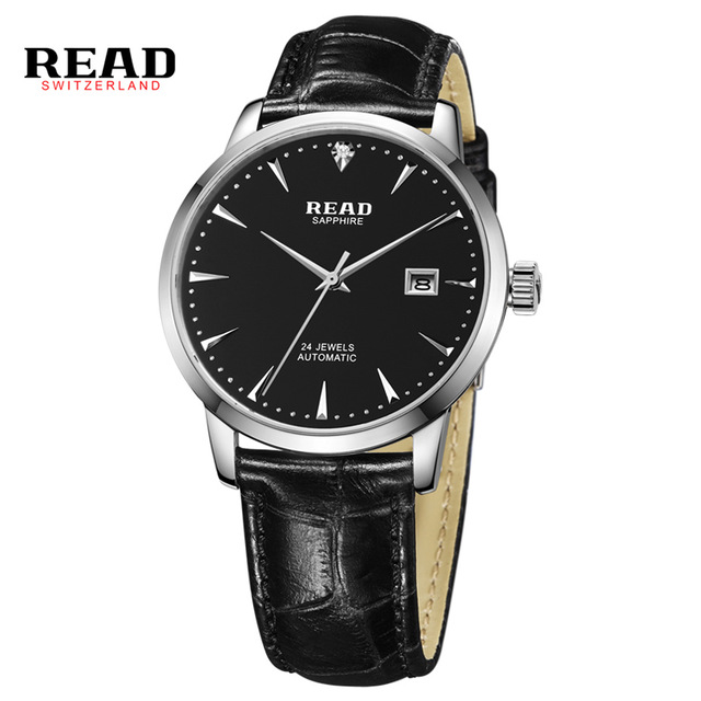 READ men watch Royal Knight series full automatic mechanical watches R8047 read the royal knight men watch series fully automatic machinery male watches r8019g