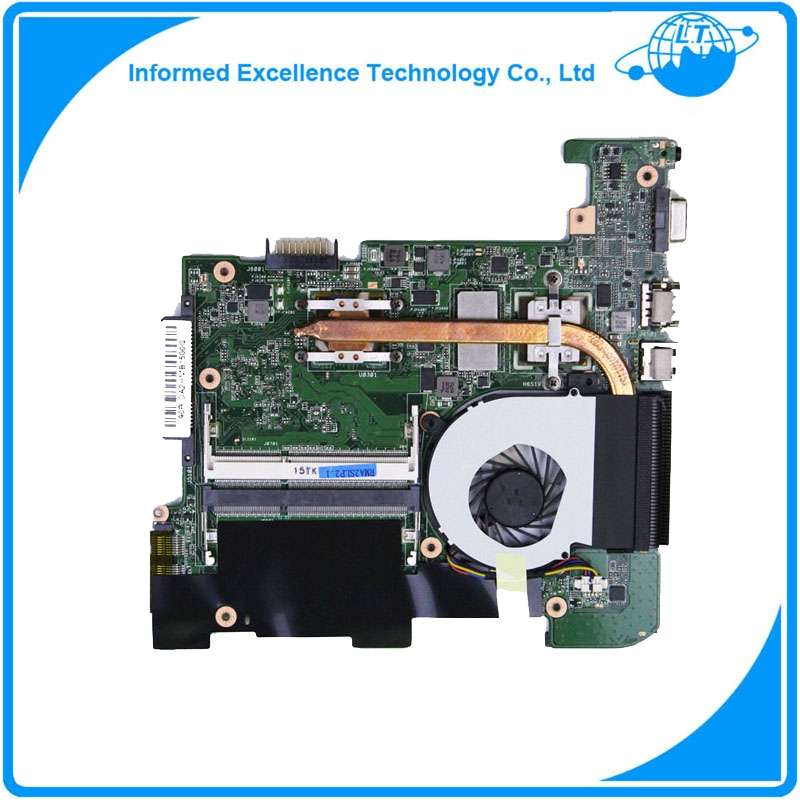 For  Asus Eee PC 1215N/VX6 laptop motherboard  rev 1.4 fully tested & working perfect laptop motherboard for asus eee pc 1005ha 1001ha intel ddr2 slb73 60 oa1bmb5000 a02 08g2005ha13q fully tested