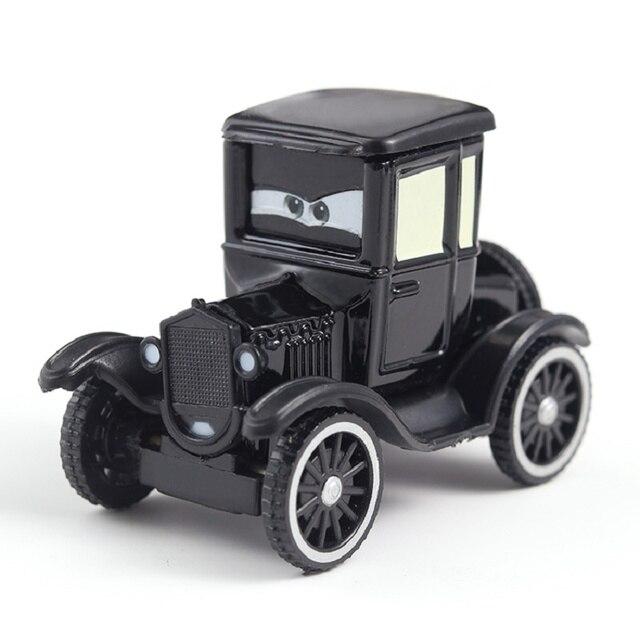ディズニーピクサー車 2 ライトニングマックィーン · ジャクソン嵐クルス母校叔父トラック 1:55 ダイキャストメタル車モデルクリスマスのギフト子供おもちゃ