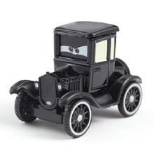 דיסני פיקסאר מכוניות 2 לייטנינג מקווין ג קסון סטורם קרוז מאטר הדוד משאית 1:55 Diecast מתכת רכב דגם חג המולד מתנת ילד צעצוע