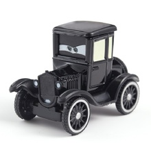 Disney Pixar Autos 2 Blitz McQueen Jackson Storm Cruz Mater Onkel Lkw 1:55 Diecast Metall Auto Modell Weihnachten Geschenk Kind spielzeug