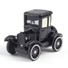 Disney Pixar Cars 2 Lightning McQueen Jackson Storm Cruz Mater รถบรรทุกลุงรถบรรทุก 1:55 Diecast Metal Car รุ่นคริสต์มาสของขวัญเด็กของเล่น