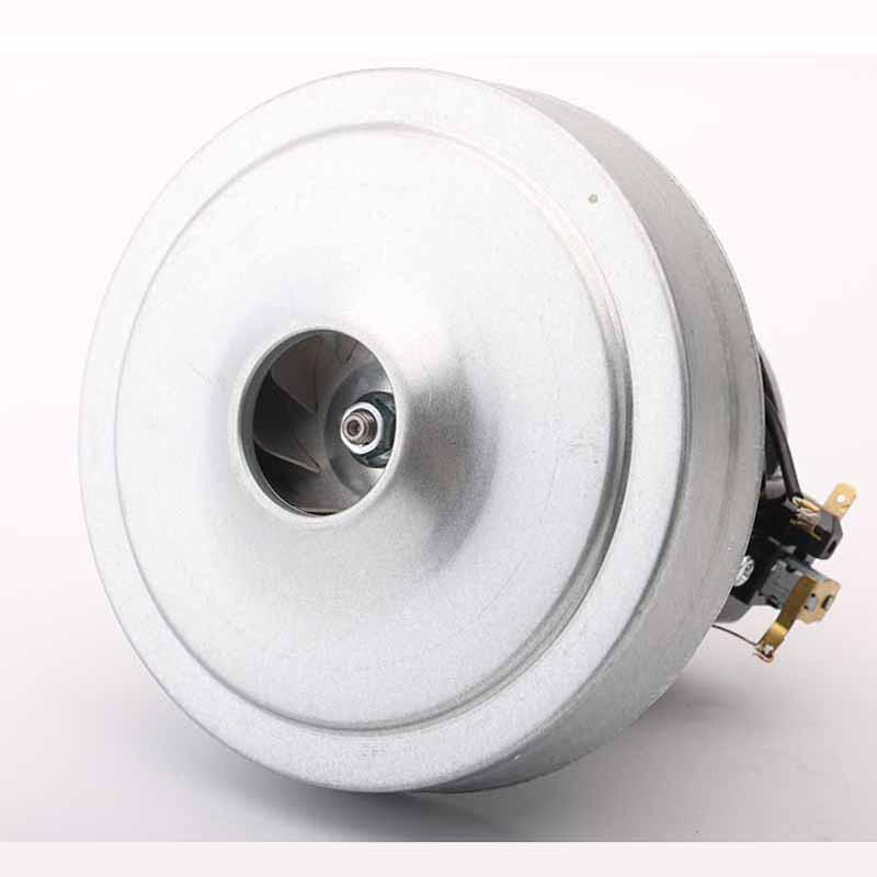 FREE SHIPPING Copper wire motor 220V 50HZ 1200W vacuum cleaner motor thru flow motor air blower