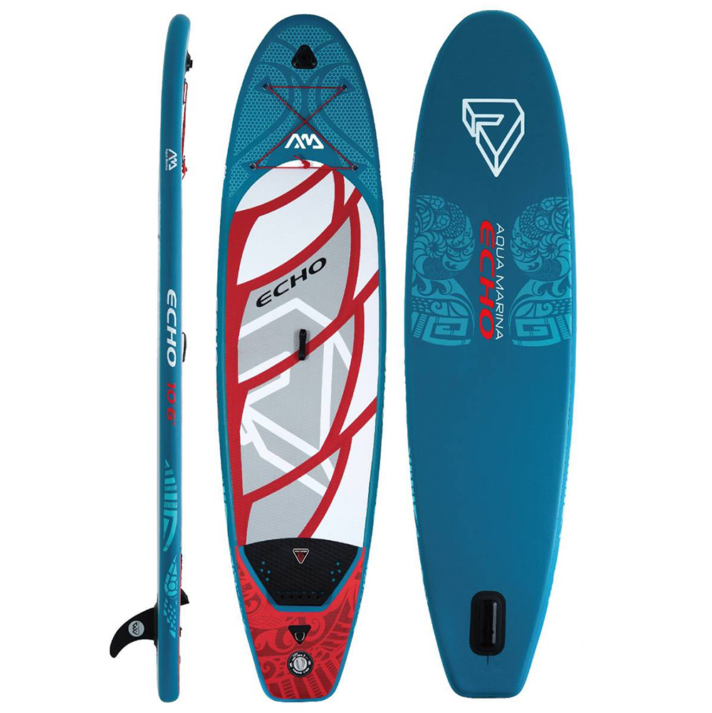 Aqua marina Echo all around inflatable SUP Stand up Paddle Board inflatable paddle board surf board water sport inflatable sup board surf stand up paddle boards