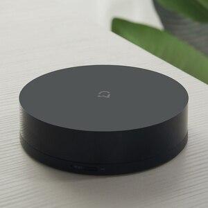 Image 5 - [HOT] Originale Xiao mi mi universale intelligente Smart Remote Controller WIFI + IR interruttore 360 Gradi intelligente automazione mi smart Home, Casa Intelligente