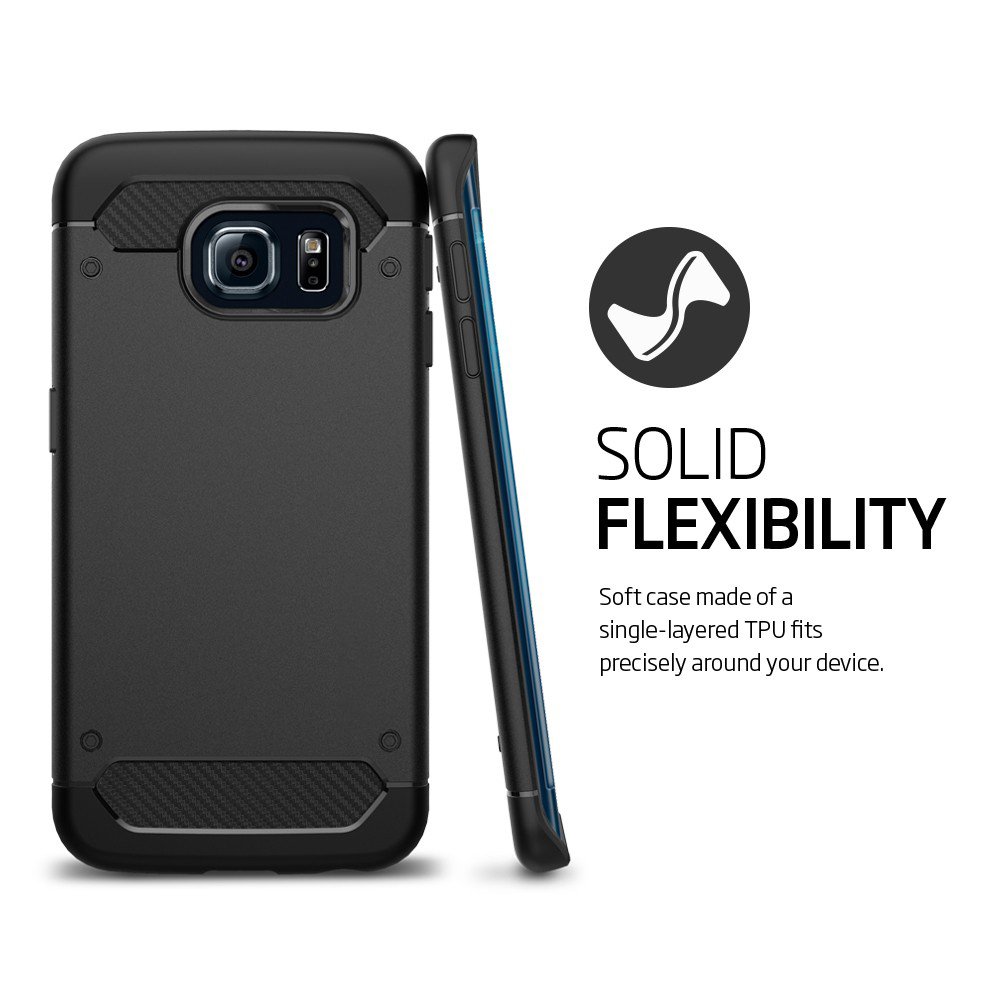 Aliexpress.com : Buy Aliantech Rugged Armor Case For Samsung Galaxy S6 Edge  Slim U0026 Soft TPU Military Grade Drop Tested Phone Case From Reliable Case  For ...