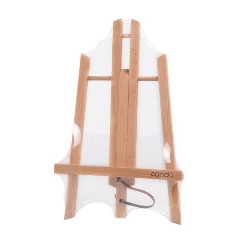 cavalete para pintura portatil telescopica dobravel ajustavel display