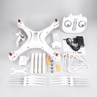 SYMA X8PRO 7.4V 2.4GHz GPS FPV With 720P HD WIFI Camera Adjustable Camera ABS drone 6Axis Altitude Hold X8 pro RC Quadcopter