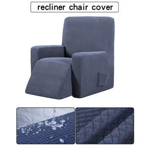 Image 2 - Waterproof Elastic Recliner Chair Cover All inclusive Massage Sofa Couch Cover