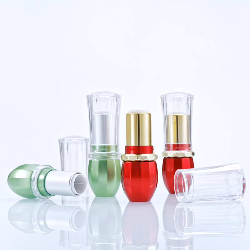 Fashion Summer Style Empty Lipstick Tube DIY Lip Balm Stick Refillable Bottle Container Maquillaje Make up